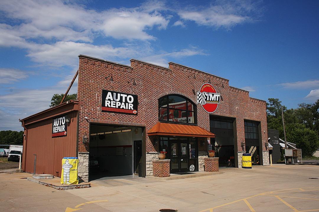 TMT Automotive Granger Exterior