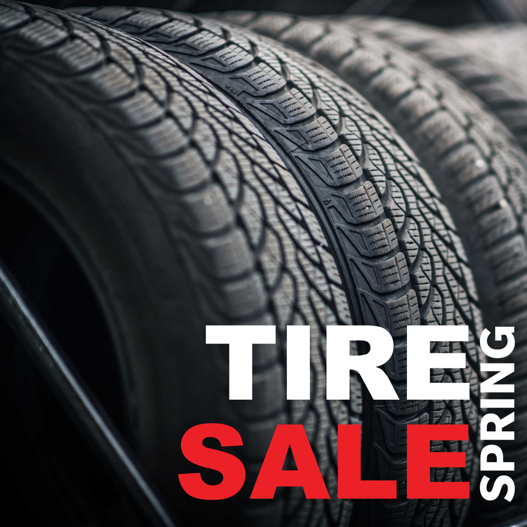 New Tire Sale